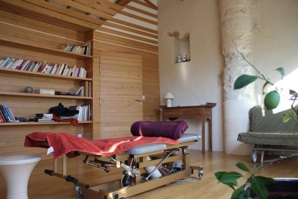 Les Chapelles - Cabinet d'ostéopathie à Saint-Astier